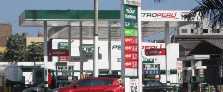 Suben gasoholes y gasolinas hasta 2% y bajan diésel B5S50 y residuales entre 0,4% y 1,8%