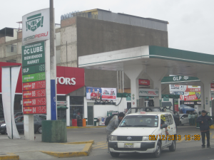 """Opecu: """"Petroperú subió hoy precios de combustibles hasta 5,8% por galón excepto leve baja de GLP vehicular"""""""
