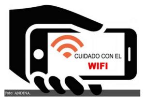 Consejos para mantener la privacidad en una red wifi